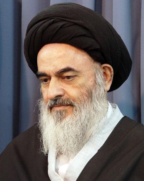 آیت الله العظمی سید صادق شیرازی